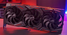 Asus выпустит пять видеокарт на базе Radeon RX 5700 уже в этом месяце
