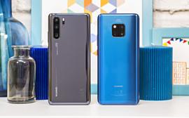 Huawei готовит к анонсу новые смартфоны P300, P400 и P500