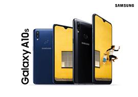 Samsung анонсировала недорогой смартфон Galaxy A10s