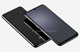 В сеть попали рендеры LG G8X