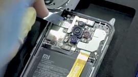 Xiaomi поделилась видео со сборкой смартфона с 64-мегапиксельной камерой