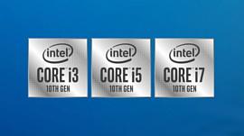 Intel представила процессоры Comet Lake 10 поколения