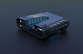 Дизайнер показал рендеры Sony PlayStation 5