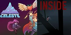 В Epic Games Store бесплатно отдают хитовые инди-платформеры Celeste и INSIDE