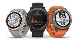 Garmin выпустила умные часы Fenix 6