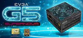 EVGA выпустила новые блоки питания SuperNOVA G5