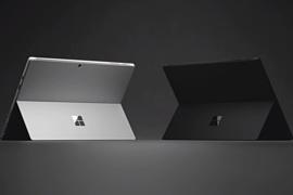 Утечка: некоторые характеристики Surface Pro 7