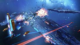 Gearbox анонсировала продолжение космической стратегии Homeworld