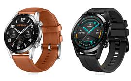 Утечка: фото и характеристики часов Huawei Watch GT 2