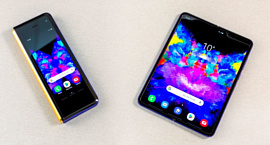 Слух: продажи Samsung Galaxy Fold начнут 27 сентября