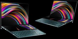 ASUS ZenBook Pro Duo UX58 — ноутбук с двумя экранами для профессионалов