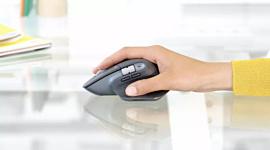 Logitech выпустила новую беспроводную мышь MX Master 3