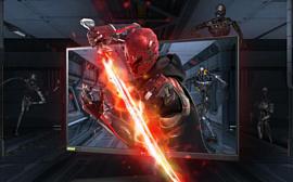 LG показала новые геймерские мониторы UltraGear