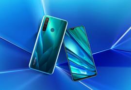 Realme показала недорогой смартфон Q