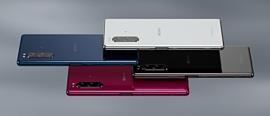 Sony анонсировала уменьшенный вариант Xperia 1 — Xperia 5