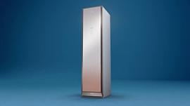 Samsung AirDresser — умный шкаф, который сохранит одежду чистой и свежей