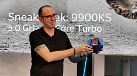 Intel начнет продажи 5-гигагерцового Core i9-9900KS в октябре