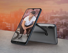 Moto E6 Plus — новый смартфон Motorola за €139