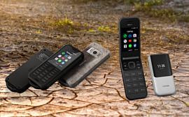 Nokia 800 Tough и 2720 Flip — прочные и недорогие мобильники с KaiOS