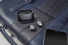 Jabra показала гарнитуру Elite 75t с USB-C и батареей на 7.5 часов