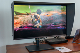 ASUS ProArt Display PA32UCG — конкурент профессиональных мониторов Apple