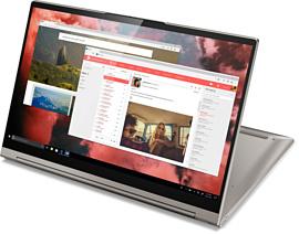 Lenovo анонсировала гибридный 14-дюймовый ноутбук Yoga C940