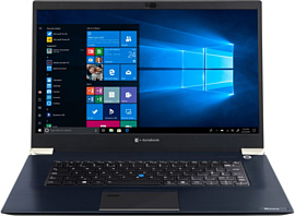 Dynabook Tecra X50 — легкий 15.6-дюймовый ноутбук с батареей на 10 часов работы