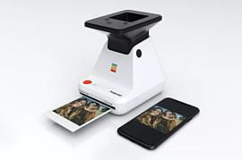 Polaroid Originals выпустит принтер, который сможет фотографировать экран смартфона