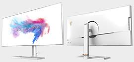 Новый 34-дюймовый ультраширокий монитор MSI оценили в $1200