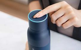 LARQ — бутылка для воды, которая убивает микробов и стоит $118