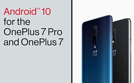OnePlus 7 и 7 Pro получили Android 10