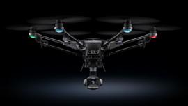 Yuneec представила дрон Typhoon H3 с камерой Leica