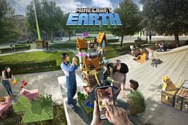 Ранний доступ к Minecraft Earth откроют в октябре