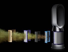 Dyson Pure Cryptomic — очистители воздуха, которые справятся даже с формальдегидом