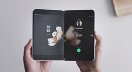 Microsoft представила Surface Duo — Android-смартфон с двумя экранами