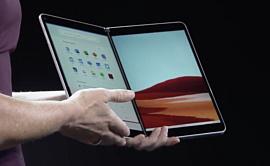 Microsoft рассказала о Windows 10X — операционной системе для устройств с двумя экранами