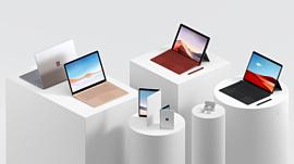 Microsoft продемонстрировала Surface Laptop 3, Pro 7 и Pro X