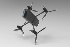 Компания Палмера Лаки делает дроны, которые будут таранить другие дроны