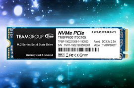 Team Group анонсировала недорогие SSD-накопители MP33