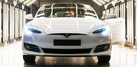 Владельцы Tesla смогут использовать в качестве гудка разные звуки