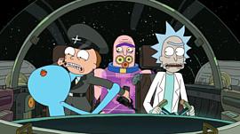 Adult Swim показала трейлер 4 сезона «Рика и Морти», а также назвала дату премьеры