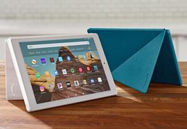 Amazon обновила планшеты Fire HD 10 — они получили более быстрые чипсеты и USB-C