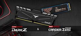 Team Group выпустила новую память DDR4 и быстрые SSD с поддержкой PCIe 4.0