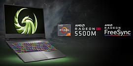 MSI анонсировала игровой ноутбук Alpha 15 с AMD Ryzen и видеокартой Navi