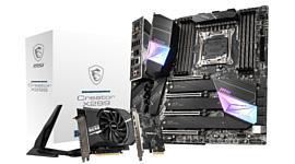 MSI выпустила три материнские платы на базе чипсета X299