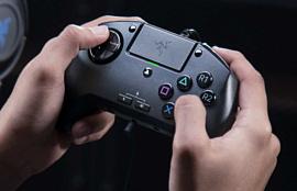 Razer Raion — геймпад для ПК и PS4 с механическими клавишами