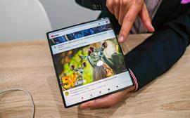 Huawei Mate X появится в продаже к концу месяца