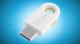 Google выпустит ключ безопасности Titan с USB-C