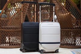 Kabuto — умная сумка для багажа, которая понравится заядлым путешественникам