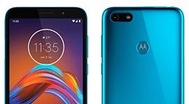 В сеть попали изображения Motorola Moto E6 Play